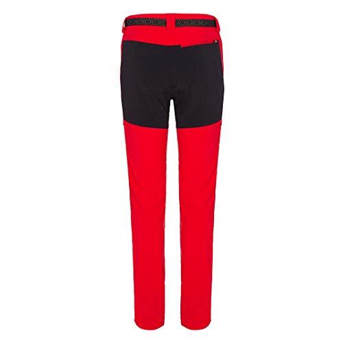 Trangoworld Muley Pantalon Homme, High Risk Red/Black, m