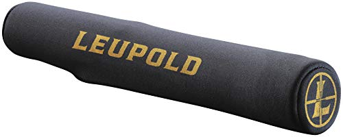 Leupold Scope Cover Xx-Large 53580, Black, Fits Objective...