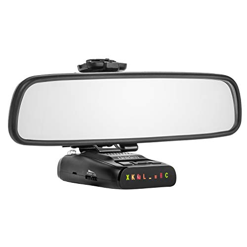Learn More About Radar Mount Mirror Mount Radar Detector Bracket for Uniden DFR Series Detectors (30...