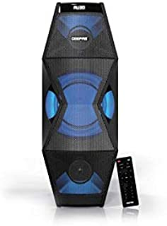 Geepas 2.1Ch Integrated Speaker System - Gms101,Black