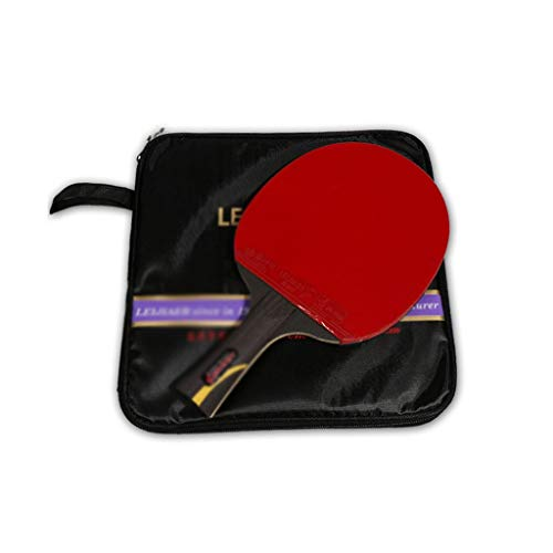 Lowest Price! LFLLFLLFL Ping Pong Racket, Personal Training Table Tennis Rackets Home Leisure Sport ...