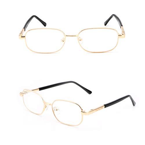 ZYFA leesbril, leeshulp, vishulp, stijlvolle kunststof-objectief, lichtgewicht, comfortabel
