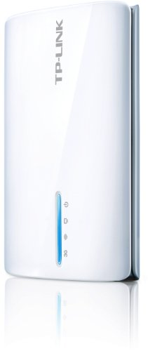 TP-Link TL-MR3040 Portable Battery Powered 3G/4G Wireless N Router 150Mbps (UK Version)