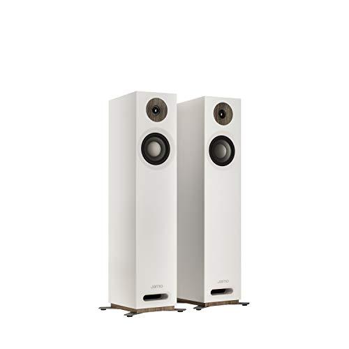 Jamo Studio Series S 805- White Floorstanding Speakers - Pair