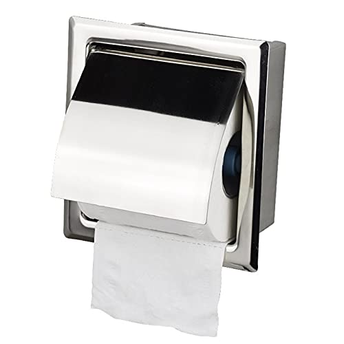 Top 10 best selling list for hidden in wall toilet paper holder