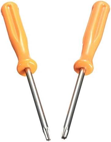 BOJI Nologo 2pcs T6 T7 Screwdriver Repair Tool Disassembly Repair Screwdriver Opening Screwdriver Disassembly Hand Size : T7