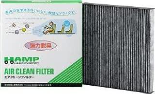 ホンダ フィット(Fit) GE6/GE7/GE8/GE9用★HAMP活性炭入り脱臭エアコンフィルター★品番H8029-TF0-J03