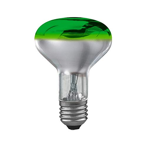 Paulmann 250.63 Reflektorlampe R80 60W E27 Glas Grün 25063 Leuchtmittel