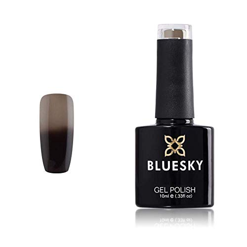 Bluesky UV LED Gel oplosbare nagellak - temperatuur verandert - oude fashioned (1 x 10 ml)