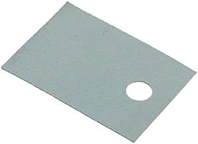 THERM PAD Very Sacramento Mall popular 18.42X13.21MM GRY Pack 100 of GRN