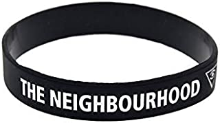 The Neighbourhood neighborhood band silicone wristbands star fans should bring a helping hand