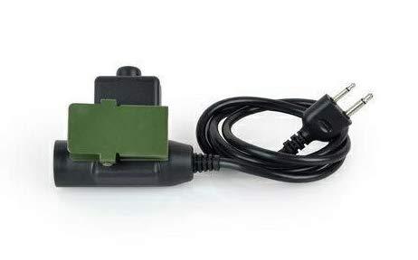 Z-Tac EL-Z113 Adaptateur pour casque avec connecteur Midland