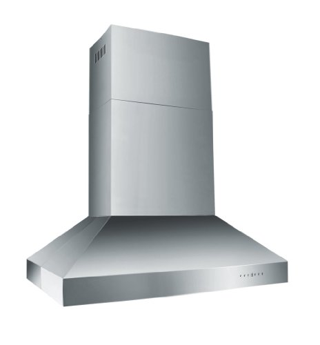 ZLINE 48' Professional Ducted Wall Mount Range Hood in Stainless Steel (697-48)