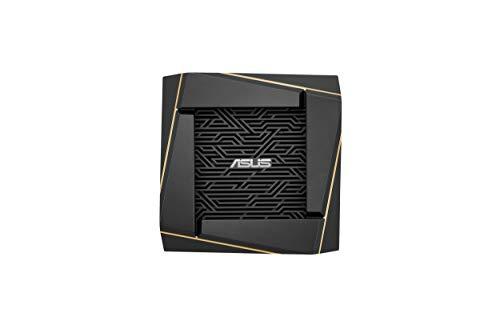 ASUS RT-AX92U Système WiFi 6 Ai Mesh AX6100 Tri-Bande Gigabit (OFDMA, Triple VLAN, Mode Router/Point d'accès, AiProtection Pro, Support AI Mesh WiFi)
