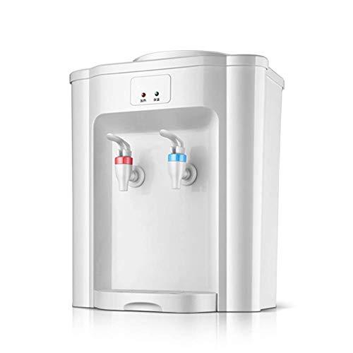 lqgpsx Schreibtischtyp Kalt Warm Heiß Elektrischer Wasserspender Mini Energiesparend Heißes Wasser Kochend Gefrierschrank Maschine Tee Kaffee Bar Helfer, 360 * 300 * 270 Mm