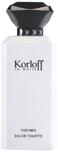 Korloff, Eau de Toilette da uomo White, 88 ml