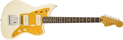 Squier by Fender エレキギター J Mascis Jazzmaster®, Laurel Fingerboard, Vintage White