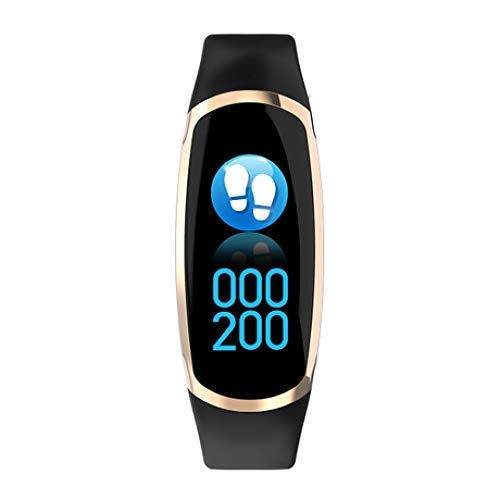 LIUQIAN Smart Watches Farbbildschirm Herzfrequenz-Blutdruck-Schlafüberwachung Intelligente Erinnerung IP67 Wasserdichter WeChat Sports Access