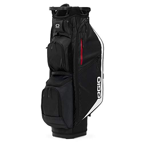 Ogio Fuse 14 2020 Bolsa de golf Unisex adulto, Negro, Talla única