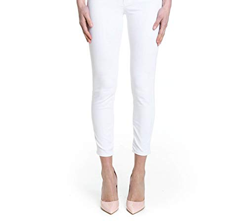 CYCLE Luxury Fashion Donna 9SBRIGT013WHIT Bianco Pantaloni   Stagione Outlet