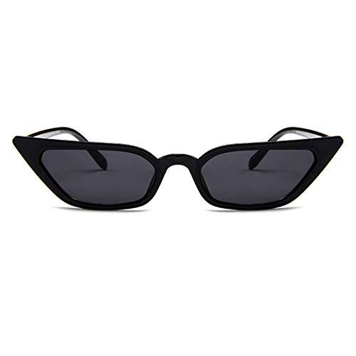 BXJJJK - Gafas de sol pequeñas, diseño retro