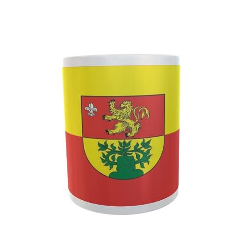 U24 Tasse Kaffeebecher Mug Cup Flagge Alt Zachun