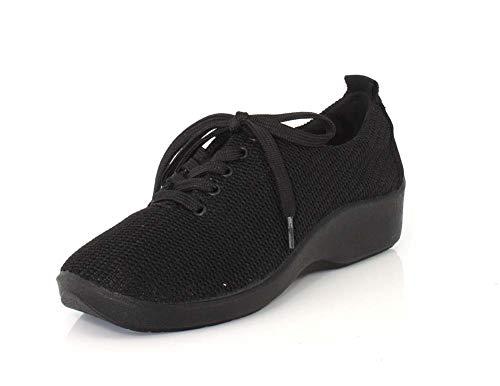 Arcopedico Women's Net 3 Black Shoe 7-7.5 M US