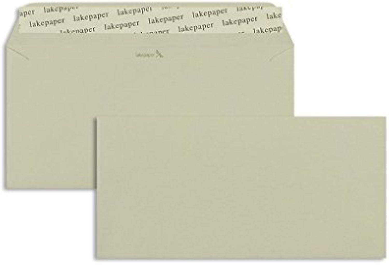 Farbige Farbige Farbige Briefhüllen   Premium   110 x 220 mm (DIN Lang) Grau (100 Stück) mit Abziehstreifen   Briefhüllen, KuGrüns, CouGrüns, Umschläge mit 2 Jahren Zufriedenheitsgarantie B01CGKF3W6 | Deutschland Shop  dfe7df