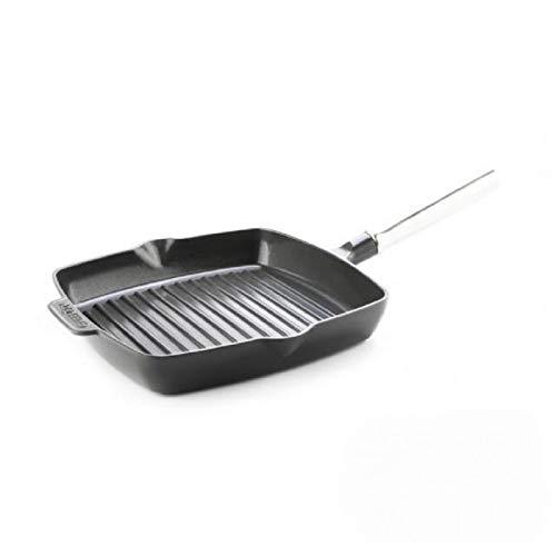 GreenPan Grillpfanne Induktionspfanne Keramik Beschichtet, Toxinfreies Kochen, Ofen- und Spülmaschinengeeignet - 26 cm