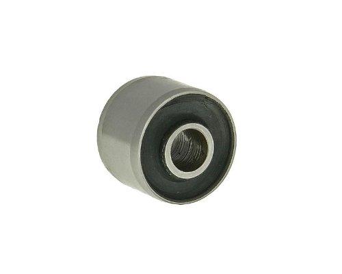 Preisvergleich Produktbild Gummi / Metall Motorlager Silentbuchse 10x28x22mm