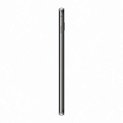 Samsung Galaxy S10 - Smartphone portable débloqué 4G (Ecran : 6,1 pouces - 128 Go - Double Nano-SIM - Android) - Noir - Version Française