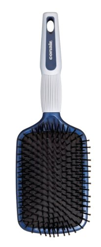 professional Conair Antistatic Paddle Brush, Colors May Be Different