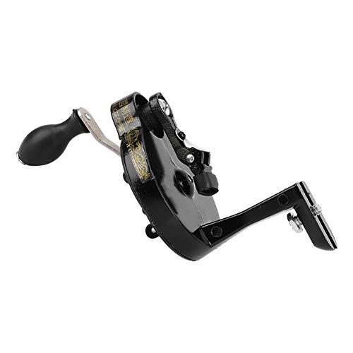 Manivela de máquina de coser de metal para rueda de radios Singer Pedal de costura Singer Máquinas Vintage Accesorio de manivela de manivela