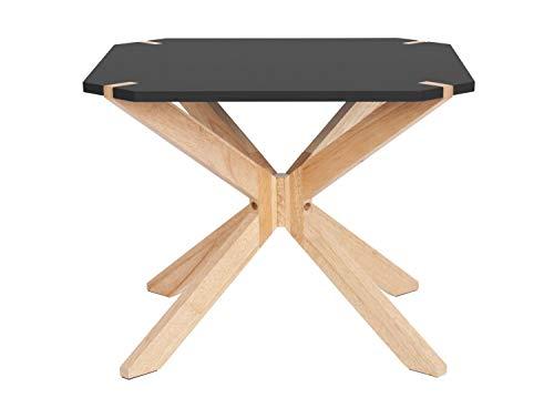 Present Time - Table d'appoint Noir Large Mister X