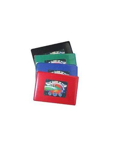 VDF Close Up Pad Standard (Red) by Di Fatta Magic - Trick