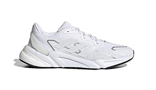 adidas X9000L2 M, Zapatillas de Running Hombre, FTWBLA/FTWBLA/Plamat, 43 1/3 EU