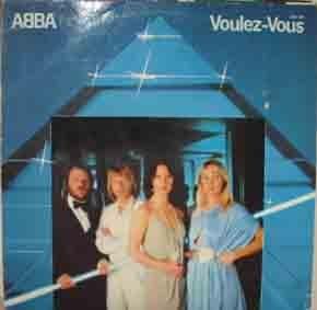 Antiguo vinilo - Old Vinyl .- ABBA: Voulez - Vous