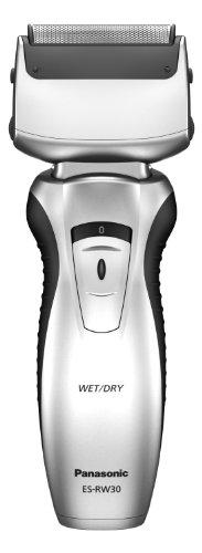 Panasonic ES-RW30 - Afeitadora en seco o húmedo, funciona con batería