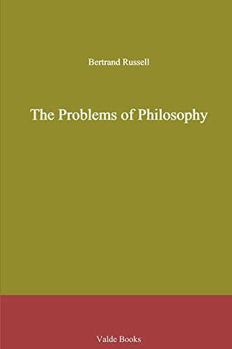 The Problems of Philosophy by 3rd, Bertrand Arthur William Russell (2010-01-14)