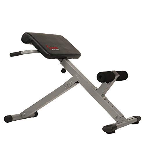 Product Image 9: Sunny Health & Fitness SF-BH6629 45 Degree Hyperextension Roman Chair