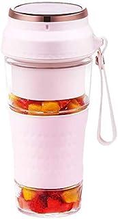 LINANNAN Mélangeur Portable Juicer, Coupe-jus sans Fil Rechargeable USB, Fruits, légumes, Milkshake, Smoothie, mélangeur d...