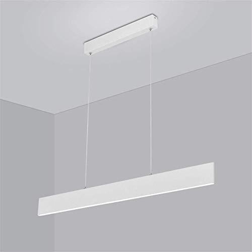 Modern lang artikel zinklegering kroonluchter LED architectonische geschorst lineaire kanaal licht koppelbaar, zwart afwerking verstelbare lijn lengte kantoorverlichting armatuur voor commerciële plaatsen herstel