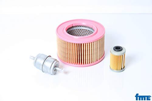 Filterset Wacker Rüttelplatte DPU 4545 H Motor Hatz 1D42S Filter