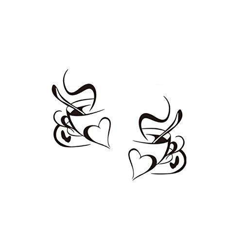 Adhesivo de Pared calcomanías de Vinilo Restaurante Cocina Pegatinas de Pared extraíbles DIY decoración del hogar Mural de Arte de Pared
