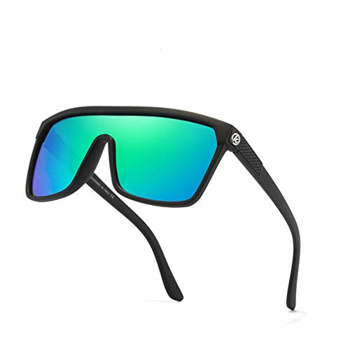 Gafas De Sol De Ciclismo Gafas De Bicicletas, Gafas De Sol Polarizadas Deporte Ciclismo Al Aire Libre Reflejado, Conduciendo Copas Polarizadas De Ciclismo para Hombres Mujeres,D