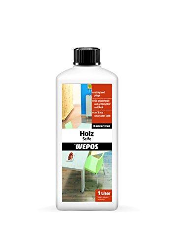 Wepos 2000203504 Holz Seife 1 Liter