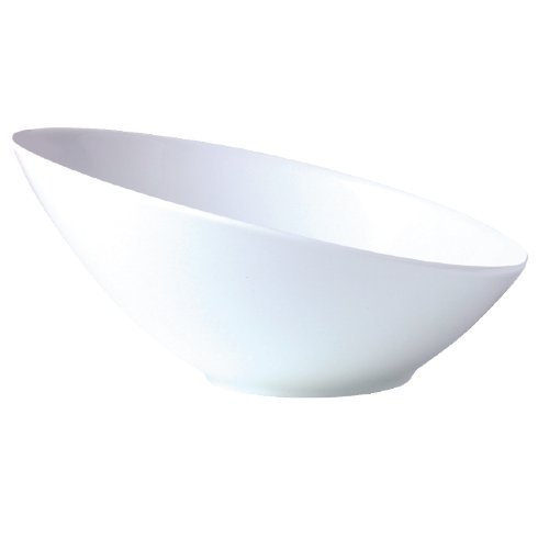 Steelite V9156 Sheer Bol, Blanc (lot de 12)