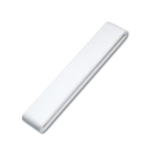 Haushaltsband 20mm weiß, 3m