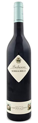 Vino Serragrilli Barbaresco Docg Marchesi di Barolo, 2013-3 bottiglie da 750 ml