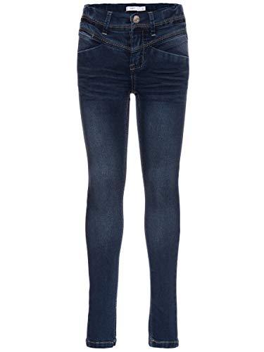 NAME IT Girl Jeans Skinny Fit 104Dark Blue Denim